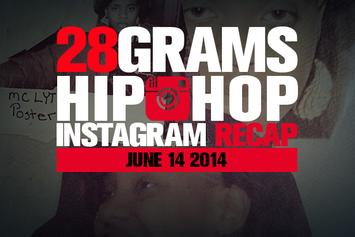 28 Grams: Hip-Hop Instagram Recap (June 14)
