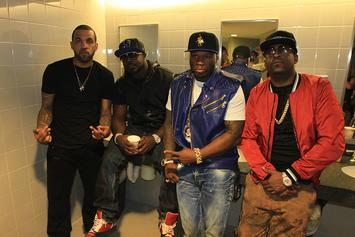 G-Unit Dropping A New Mixtape Before Its Album?