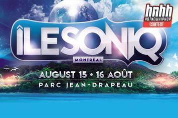 Ticket Giveaway: See Juicy J, Tyga, & More Live At IleSoniq In Montreal