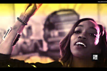 "Cam'ron Feat. Estelle & Couzin Bang ""Let The Show Begin"" Video"