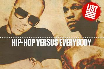 Hip-Hop Vs. Everybody: 10 Rap/Non-Rap Feuds