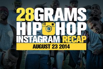 28 Grams: Hip-Hop Instagram Recap (Aug 23)