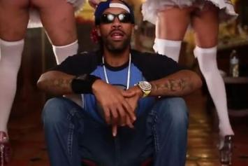 "Redman Feat. Dr Zodiak, Kurupt, & Bingx ""Caviar Gold"" Video"