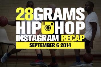 28 Grams: Hip-Hop Instagram Recap (Sept.6)