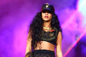 CBS Cuts Rihanna Performance From Ravens-Steelers Coverage [Update: Rihanna Responds]