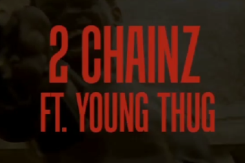 """2 Chainz Previews """"Dresser (Lil Boy)"""" With Young Thug"""