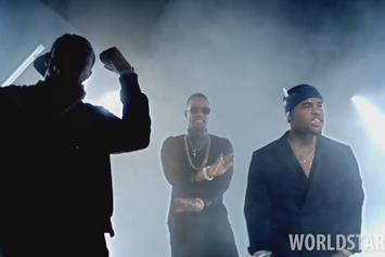 "Juicy J Feat. Future & A$AP Ferg ""Ice"" Video"