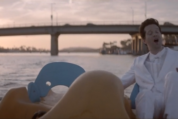 "Mayer Hawthorne Feat. Kendrick Lamar ""Crime"" Video"
