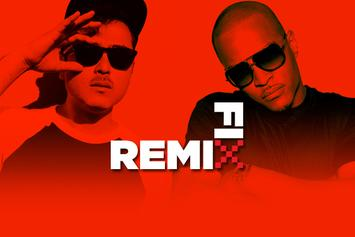 "Remix Fix: Grandtheft's Remix Of T.I.'s ""No Mediocre"""