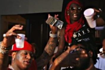 "Rich Gang Feat. Young Thug & Rich Homie Quan ""Freestyle"" Video"
