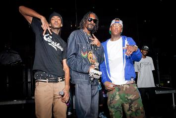 "Snoop Dogg To Recruit West Coast's Finest For ""Los Angeles Vs. Everybody"""
