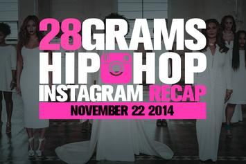28 Grams: Instagram Recap (Nov. 22)