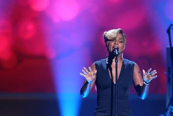 "Stream Mary J. Blige's ""The London Sessions"""