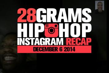 28 Grams: Instagram Recap (Dec. 6)