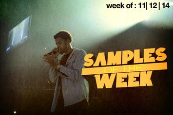 Samples Of The Week: December 11 (J. Cole Edition)