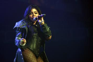 Lil Kim and K. Michelle Get In A Social Media Cat Fight