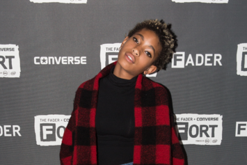 "Stream Willow Smith's ""Interdimensional Tesseract"" EP"
