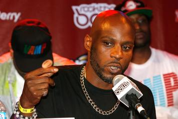 "DMX Is Pursuing Legal Action Over ""Redemption Of The Beast"""
