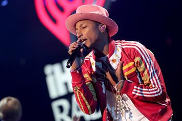 """Pharrell To Appear On """"The Simpsons"""""""