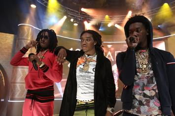 Migos Criticized For Donating $1000 To Atlanta High School