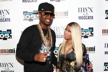 Nicki Minaj's Ex, Safaree Samuels, Admits He Didn't Ghostwrite For Her
