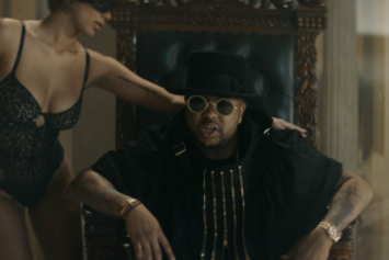 """The-Dream Feat. T.I. """"That's My Shit"""" Video"""