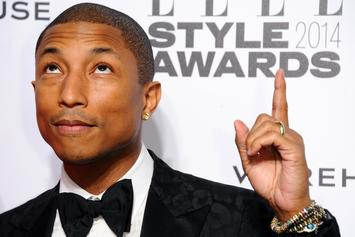 "Pharrell To Write Children's Book Based Around ""Happy"""