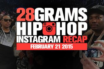 28 Grams: Hip-Hop Instagram Recap (Feb. 21)