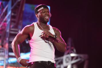 "50 Cent Details Upcoming Collaboration With Eminem Called ""Champions"""
