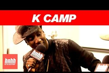"K Camp Talks Linking With Lil Boosie, ""Lil Bit"" Twerk Vines & His Debut Album"