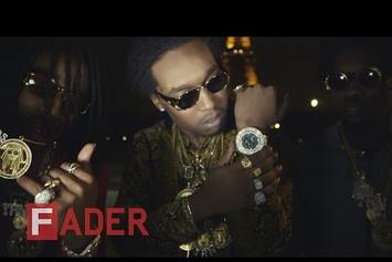 "Migos ""Cross The Country"" Video"