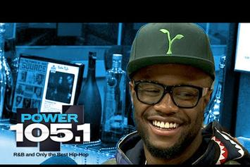Casey Veggies Interviewed On The Breakfast Club