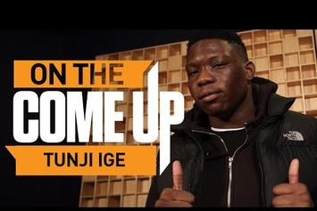 On The Come Up: Tunji Ige