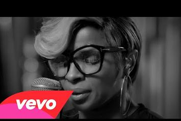 "Mary J. Blige ""Not Loving You (1 Mic 1 Take)"" Video"