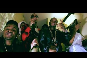 "Doughboyz Cashout ""Champagne"" Video"