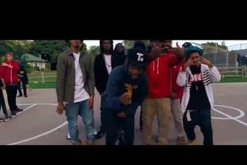 """SeT Feat. Tray """"Baussin'"""" Video"""