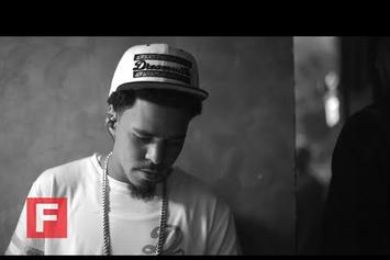 """J. Cole """"Earlier That Day"""" Short Documentary"""