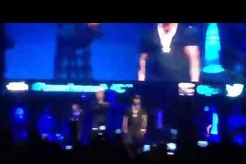 "Jeezy Brings Out Jay-Z For ""Seen It All"" Performance"