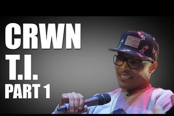 T.I.'s CRWN Interview With Elliott Wilson (Part 1)