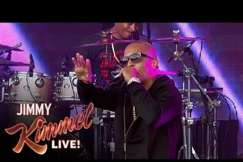 "T.I. ""No Mediocre (Jimmy Kimmel Live Performance)"" Video"