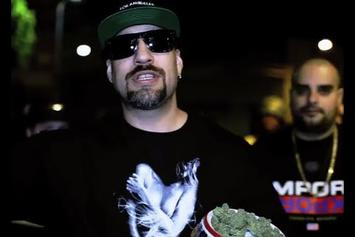 """Berner Feat. B-Real """"Shatter"""" Video"""