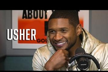 Usher On Ebro In The Morning