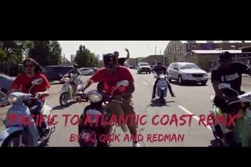 "Redman ""Pacific To Atlantic Coast (Remix)"" Video"