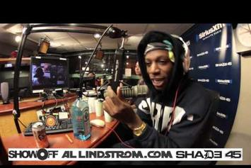 Joey Bada$$ Freestyle On Shade 45