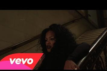 "Teyana Taylor Feat. Yo Gotti & Pusha T ""Maybe"" Video"