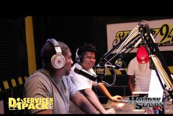iLoveMakonnen Interview With DJ Holiday