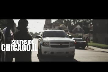 "Lil Durk Feat. French Montana ""Fly High"" Video"