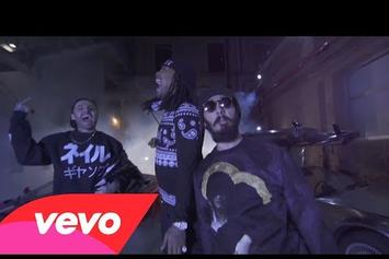 "Waka Flocka Feat. The Zombie Kids ""Broke"" Video"