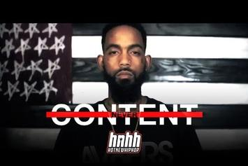 "DUBB ""Never Content"" Video"