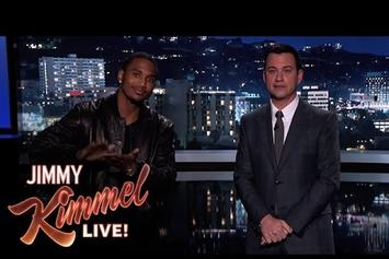 "New Lyrics For Old People: Trey Songz Explains ""Na Na"" On Jimmy Kimmel Live"